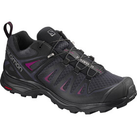 Salomon X Ultra 3 Shoes Women Graphite/Black/Citronelle
